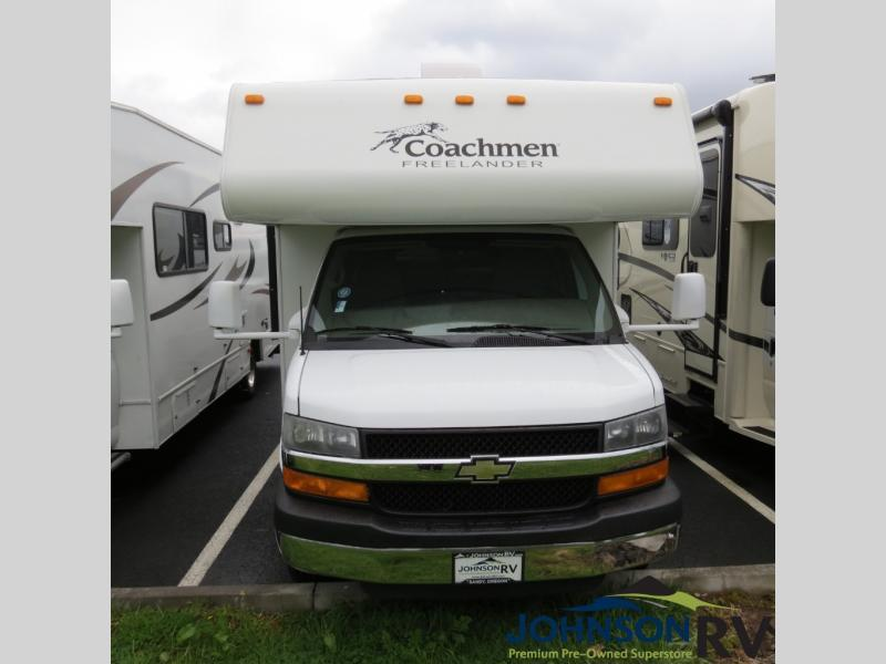 2013 Coachmen Rv Freelander 28QB LTD Chevy 4500