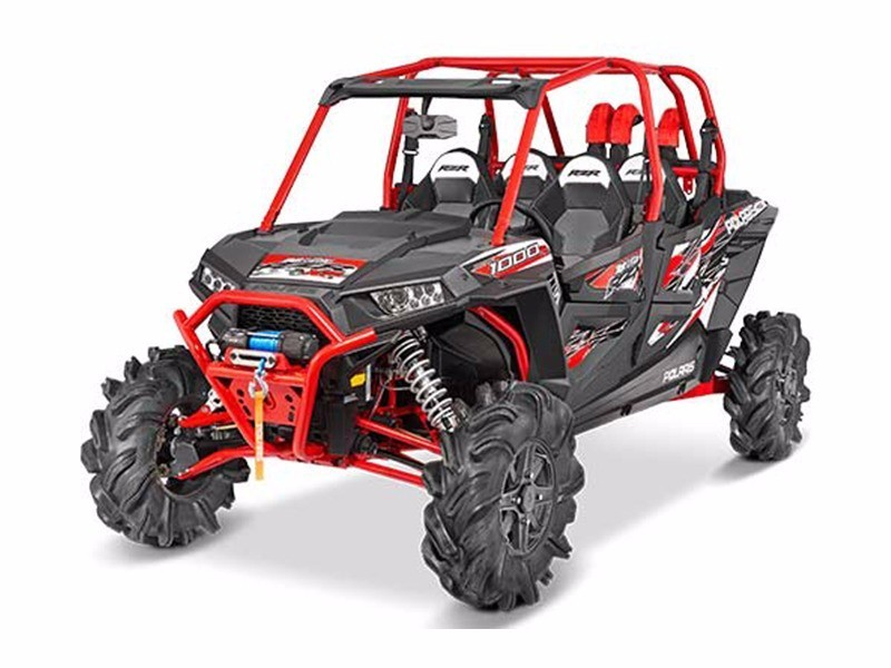 2016 Polaris RZR XP 4 1000 EPS HIGH LIFTER EDITION