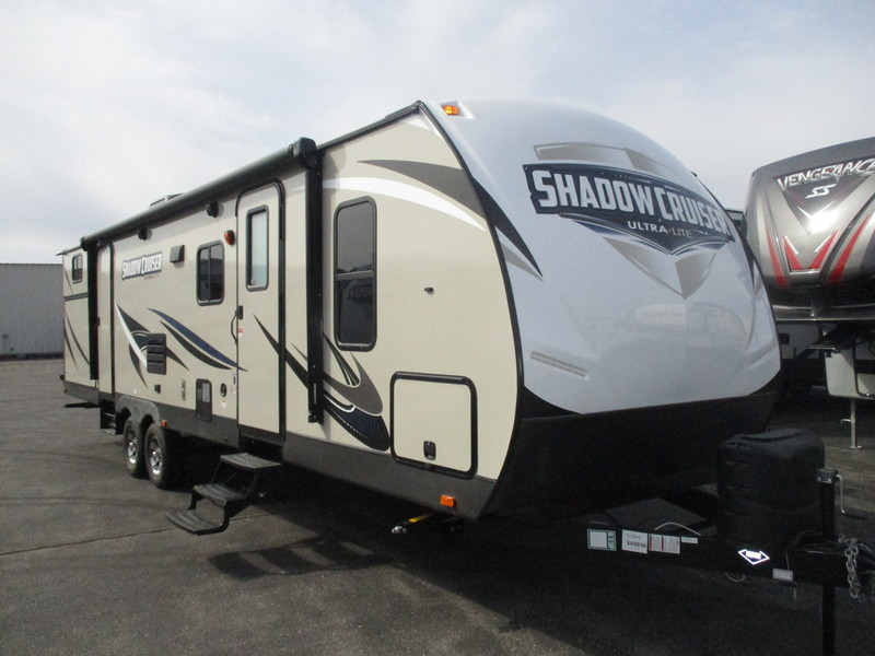 2017 Cruiser Rv Shadow Cruiser Ultra Lite SC 313 BHS