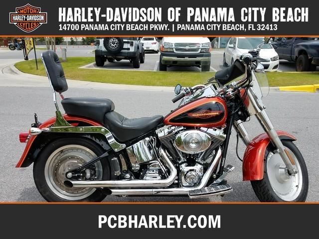 2005 Harley-Davidson FLSTF FAT BOY