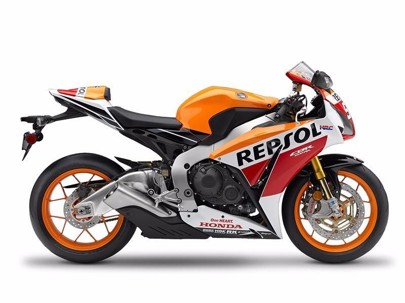 2016 Honda CBR 1000RR SP