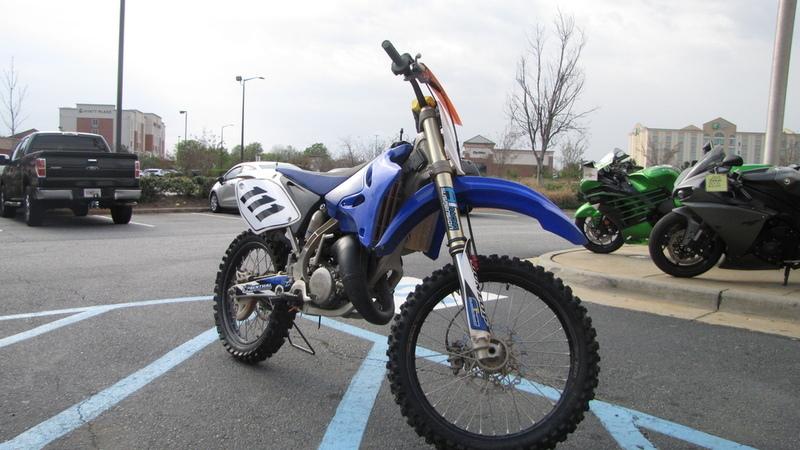 2013 Yamaha YZ125