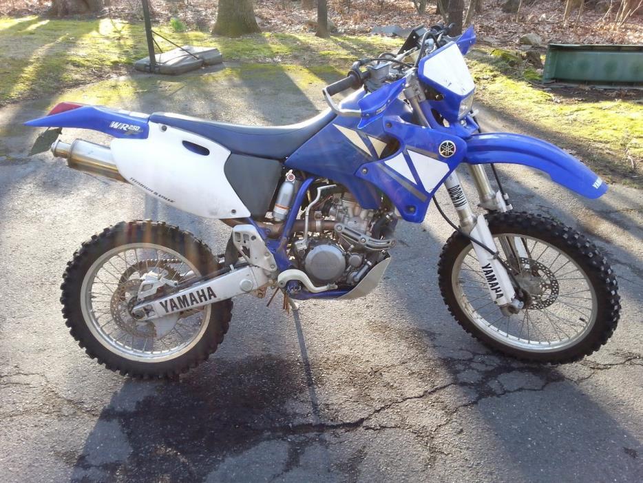 2001 Yamaha WR250F