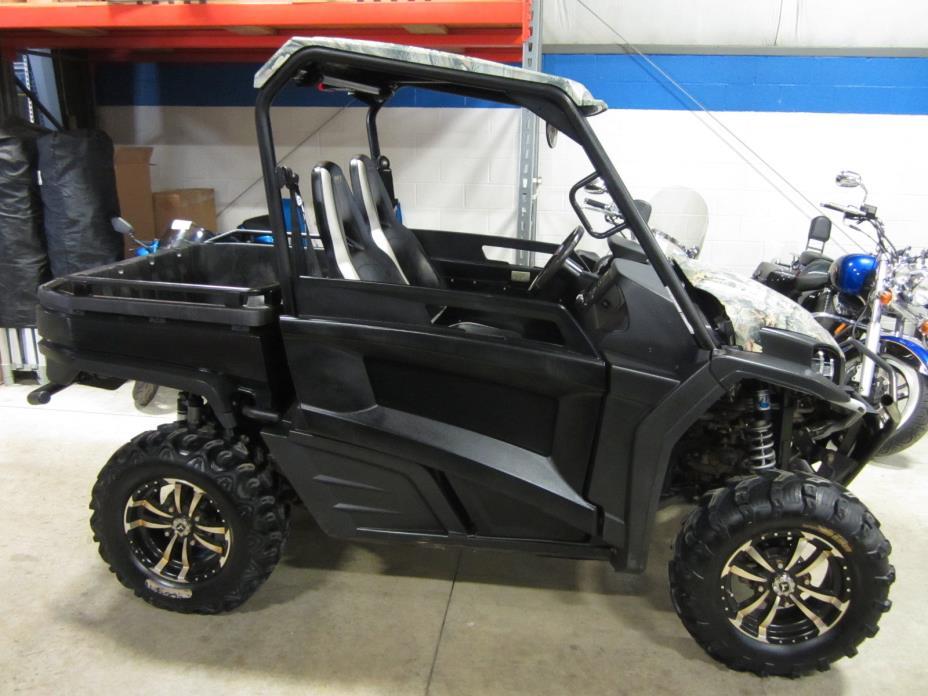 2012 John Deere RSX850I