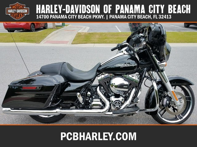 2016 Harley-Davidson FLHXS STREET GLIDE SPECIAL
