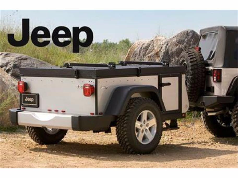 2015 Livin' Lite Jeep EXTREME Extreme, 3