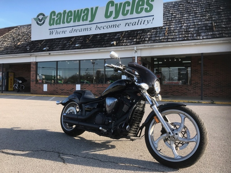 Motorcycles for sale in mt sterling kentucky for Yamaha dealers in memphis tn