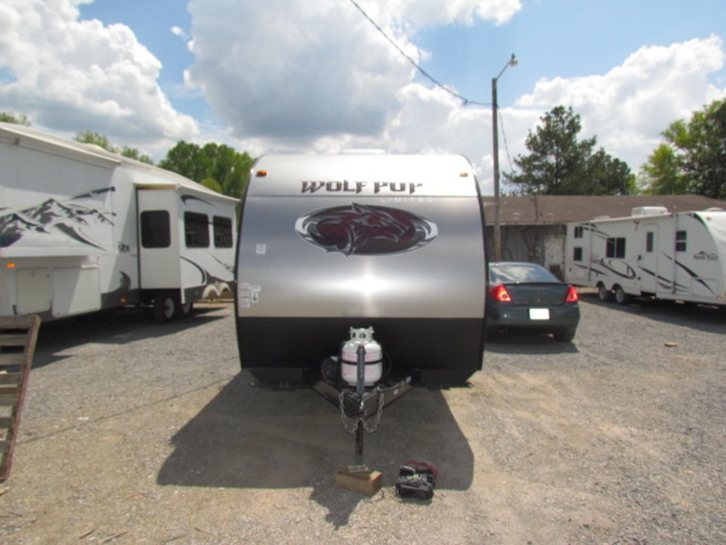 2015 Forest River Cherokee Wolf Pup 16FQ