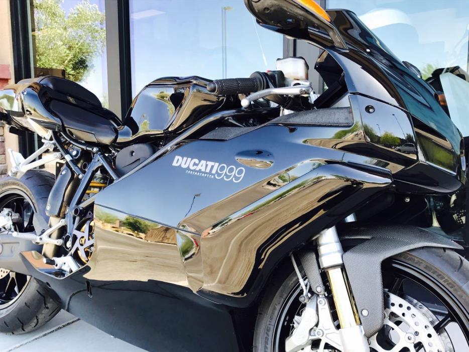 2005 Ducati 999 Biposto