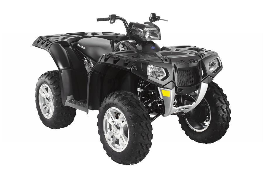 2009 Polaris Sportsman 850 EFI XP