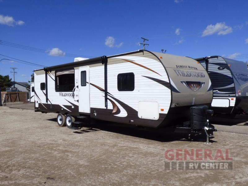 2016 Forest River Rv Wildwood 27RKSS