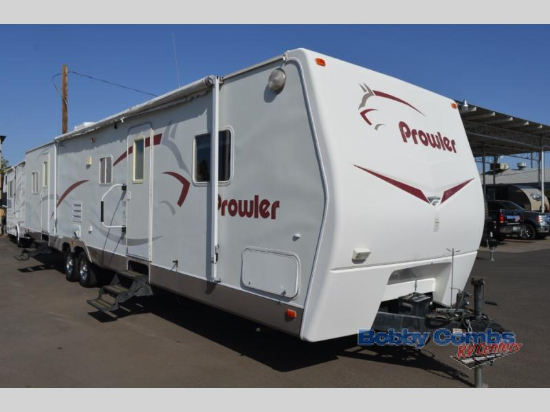 2007 Fleetwood Rv Prowler 3902