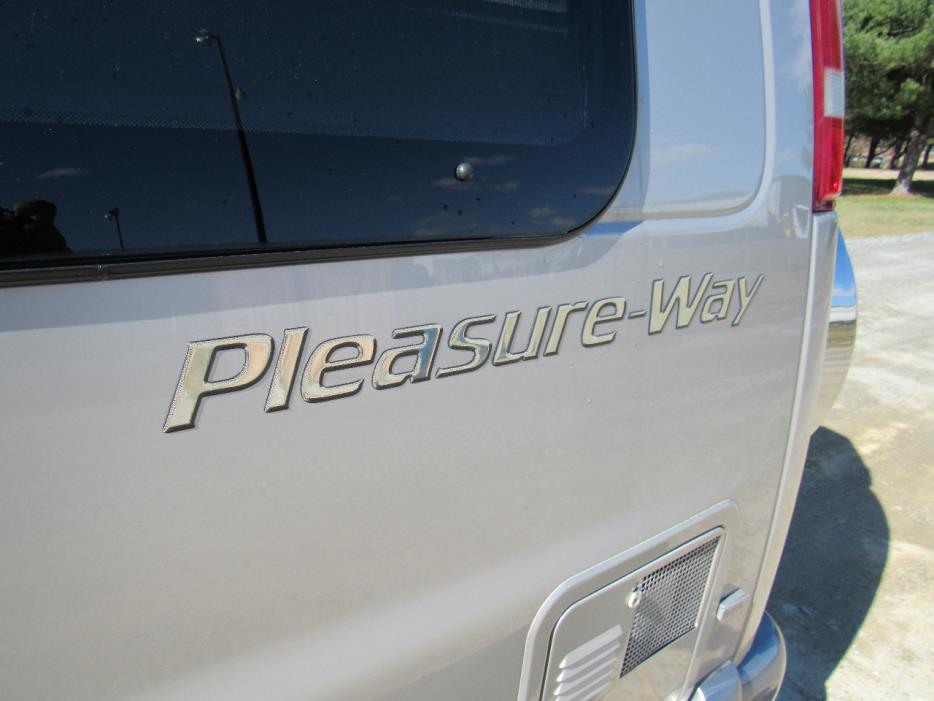 2008 Pleasure Way LEXOR TS, 5