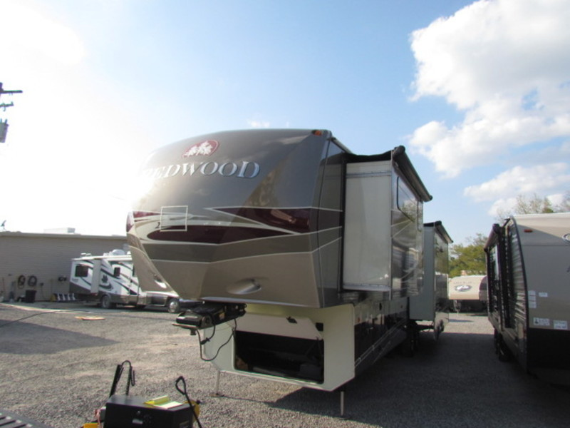 2013 Redwood Rv Redwood 38GK