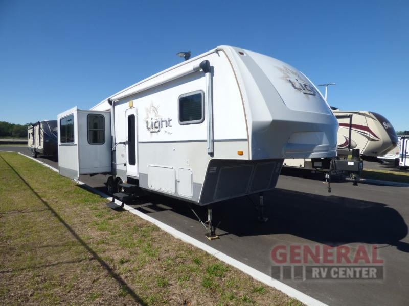 2012 Open Range Rv Light LF289RES