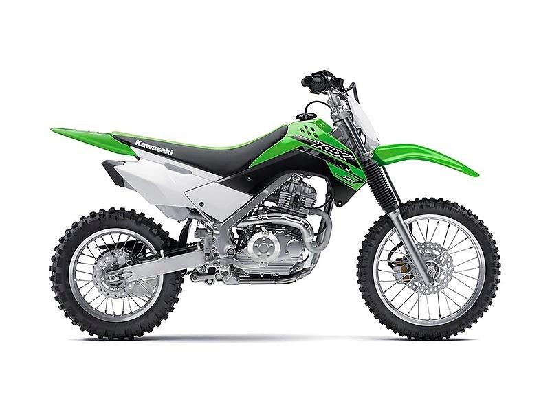 2016 Kawasaki KLX 140