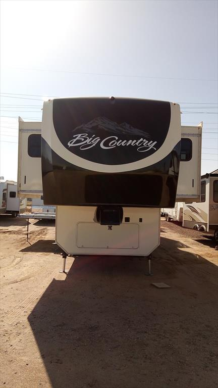 2015 Heartland Rv Big Country 3900FLP