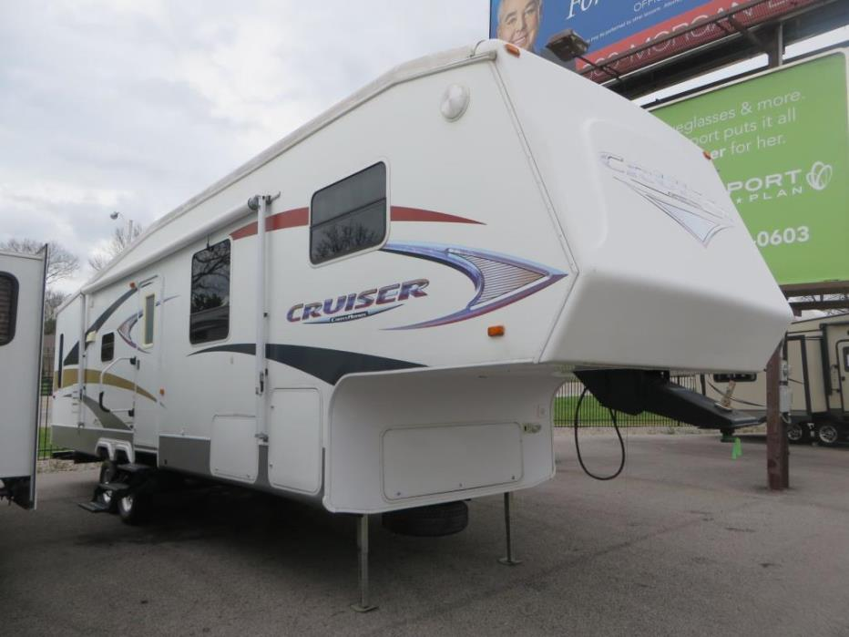 2008 Crossroads Cruiser 32