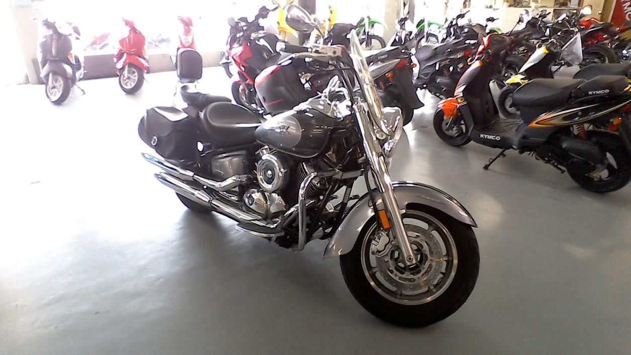 2006 Yamaha V Star 1100 Custom