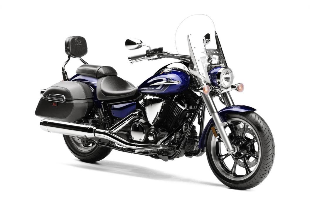2015 Yamaha V Star 950 Tourer