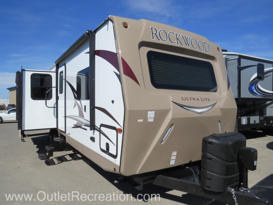 2018 Forest River Rockwood Ultra Lite2906WS