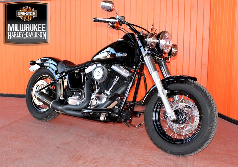 2015 Harley-Davidson FLS - Softail Slim