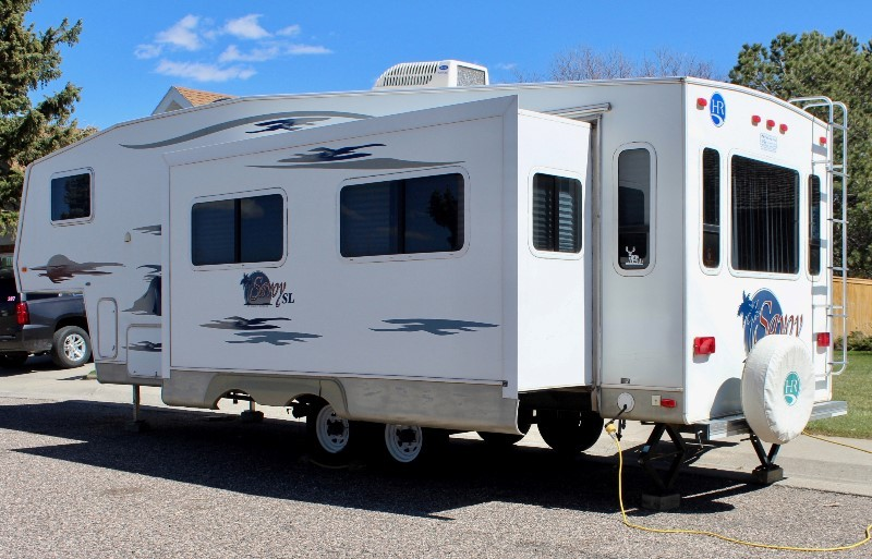 2006 Holiday Rambler SAVOY 28RLS