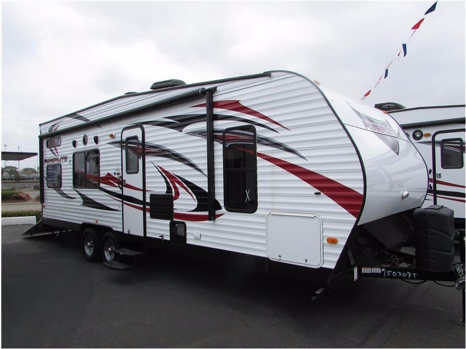 2016 Pacific Coachworks Powerlite 24FBX