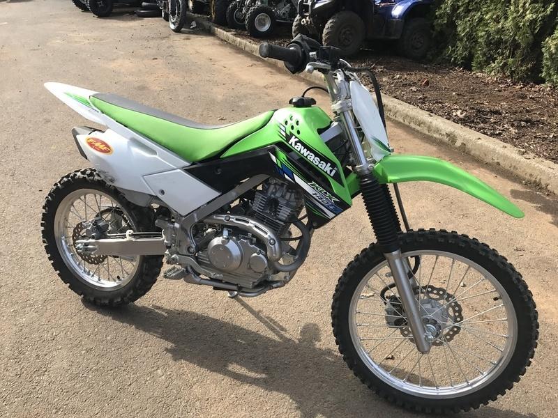 2013 Kawasaki KLX 140 L