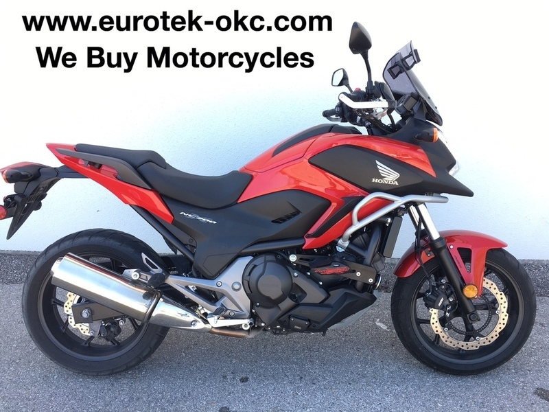 honda nc700x motorcycles for sale in oklahoma city oklahoma. Black Bedroom Furniture Sets. Home Design Ideas