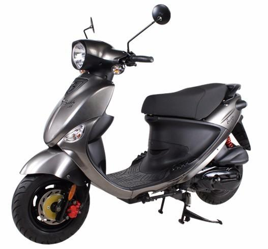 2017 Genuine Scooter Company Buddy 125cc