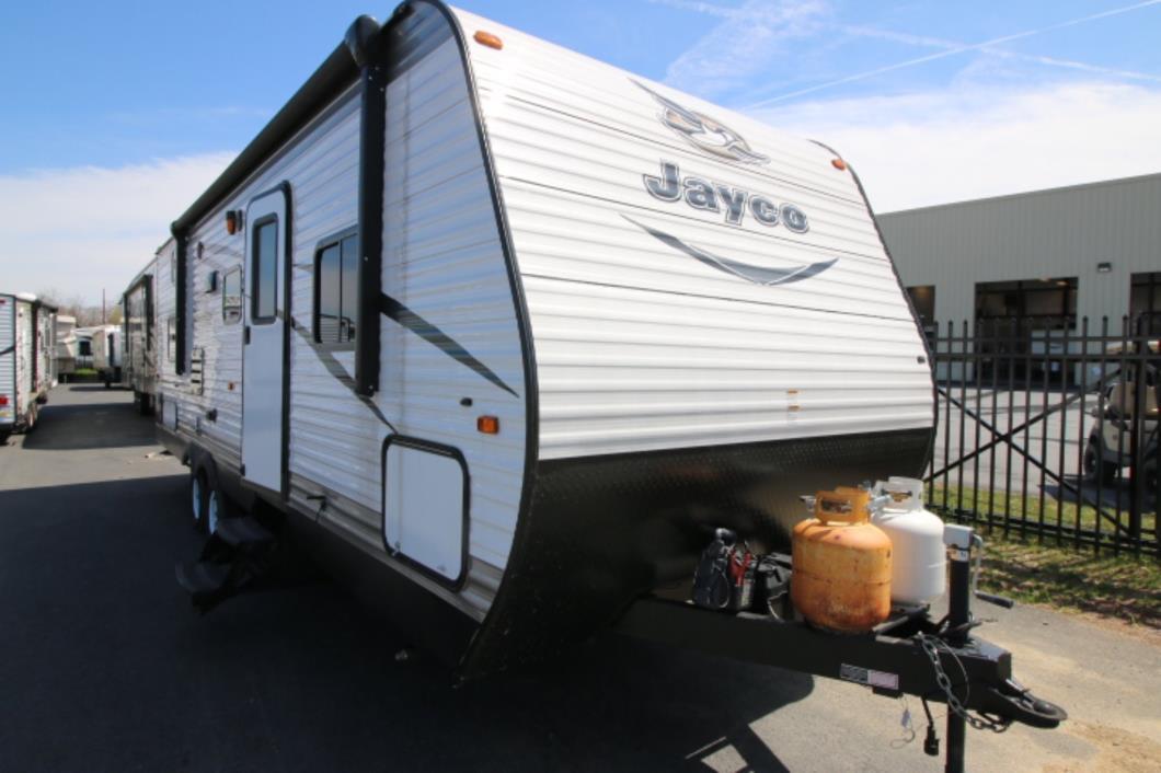 2016 Jayco JAYFLIGHT SLX 267BHSW