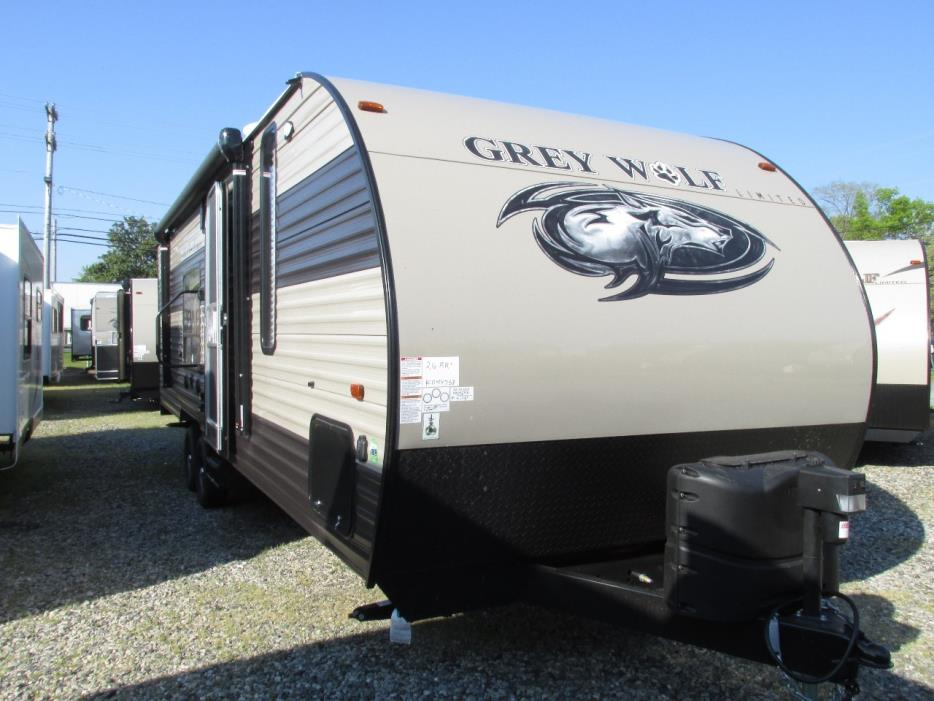 2018 Forest River CHEROKEE GREY WOLF 26RR