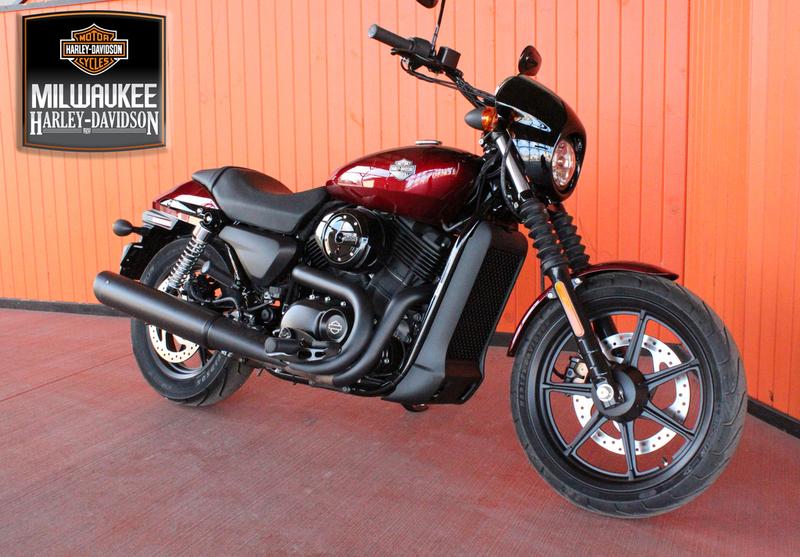 2017 Harley-Davidson XG500 - Street 500
