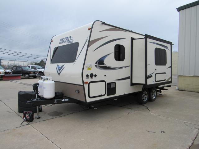 2018 Forest River Micro Lite 21FBRS