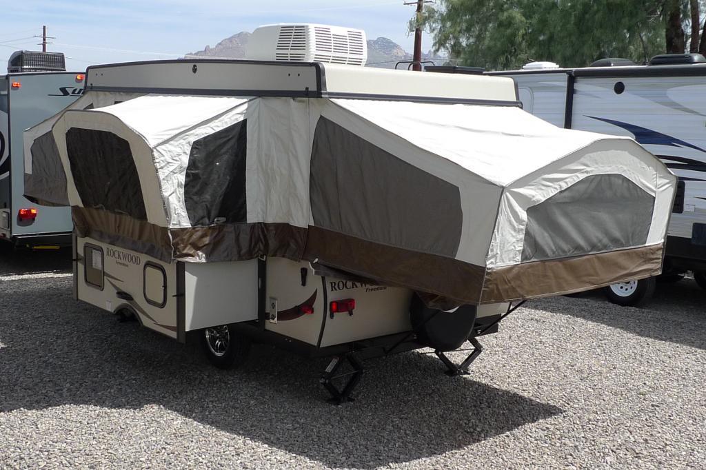 2017 Forest River Rockwood Tent 1836