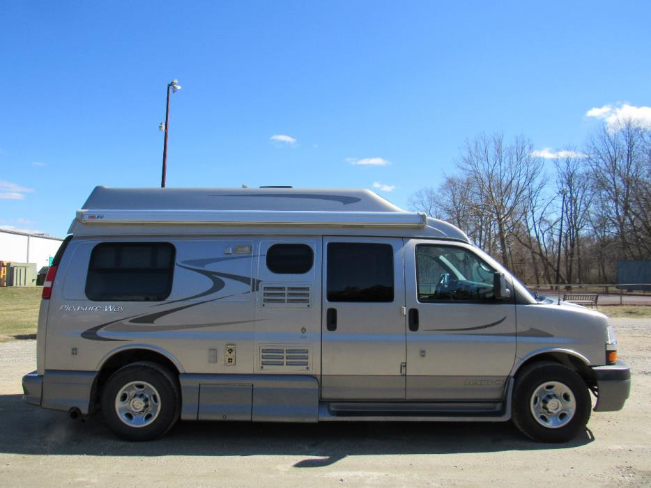 2008 Pleasure Way LEXOR TS, 2