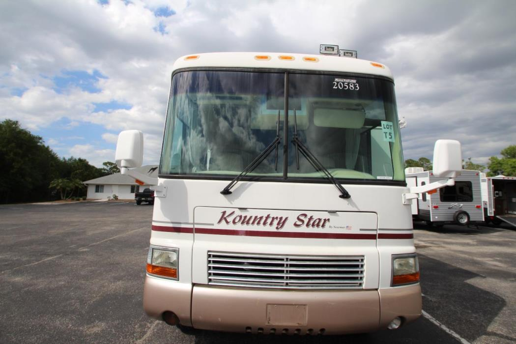 2001 Newmar Kountry Star 3658