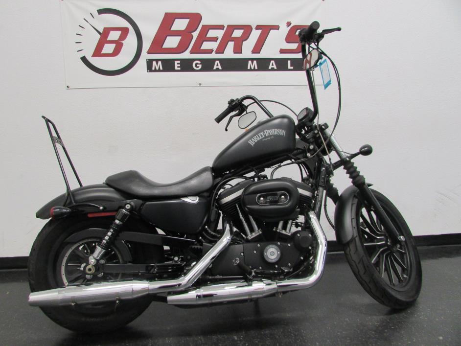 2015 Harley Sportster 883 Iron