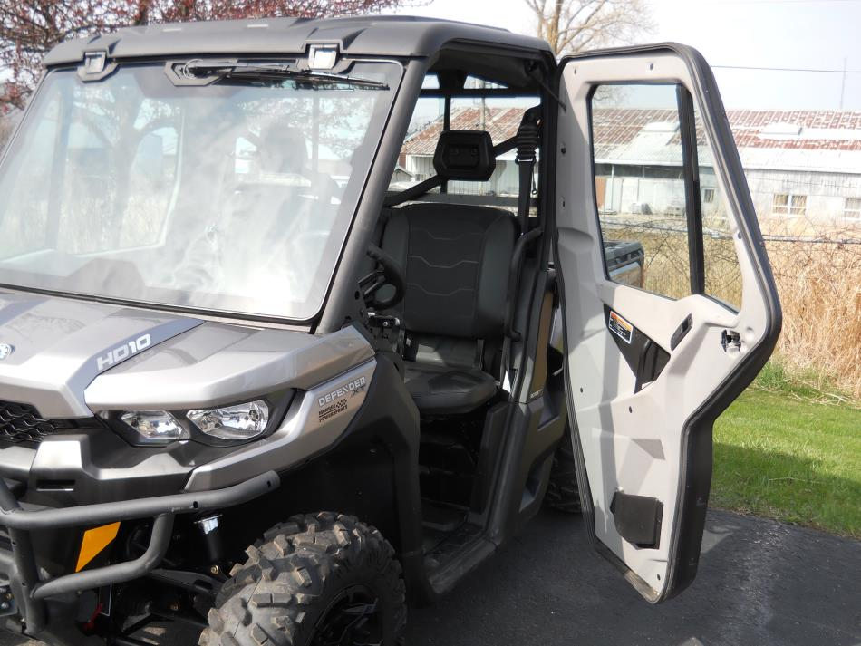 2016 Can-Am DEFENDER XT CAB HD10