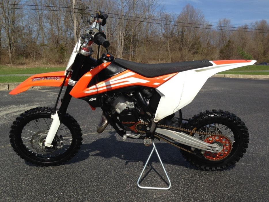 Ktm 65 Sx motorcycles for sale