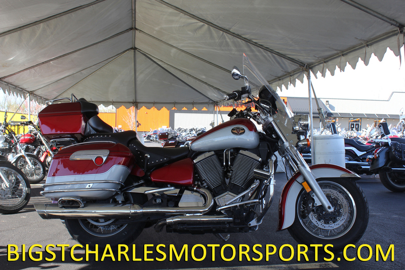 2002 Victory T92T DELUXE