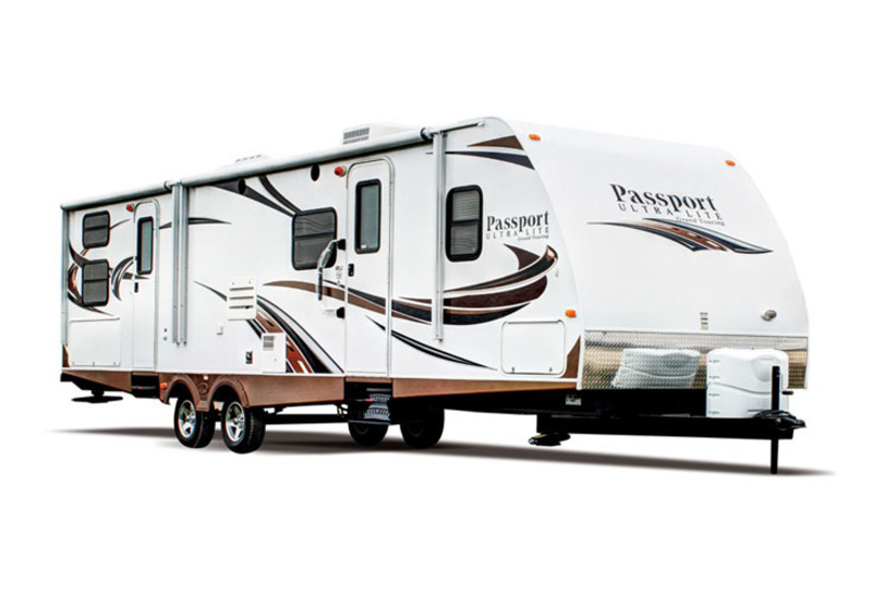 2014 Keystone Rv Passport 2920BH