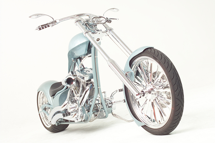 2005 Big Bear Choppers SLED 250