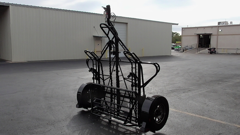 2015 Kendon Stand-Up Dirt Bike Trailer Combo Off Road Trailer