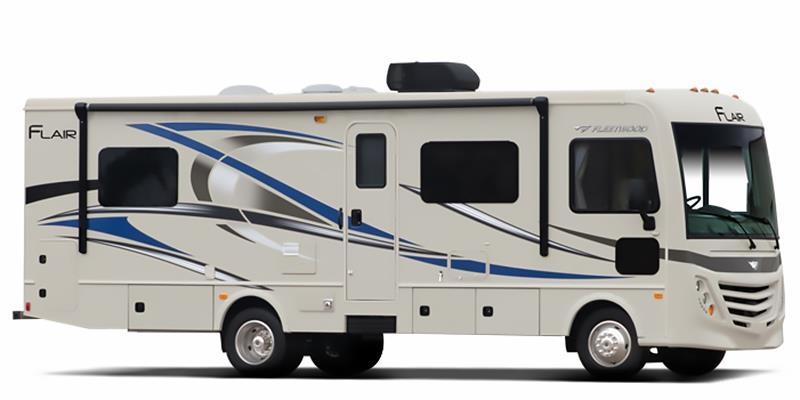 2017 Fleetwood Flair 31E