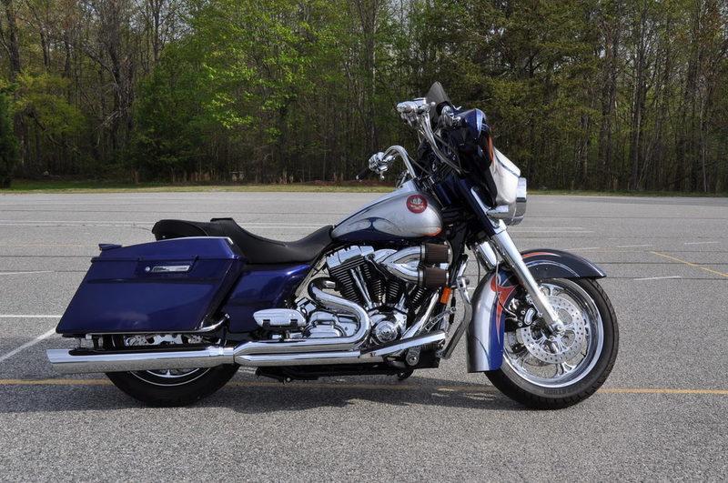 2007 Harley-Davidson FLHX - Street Glide