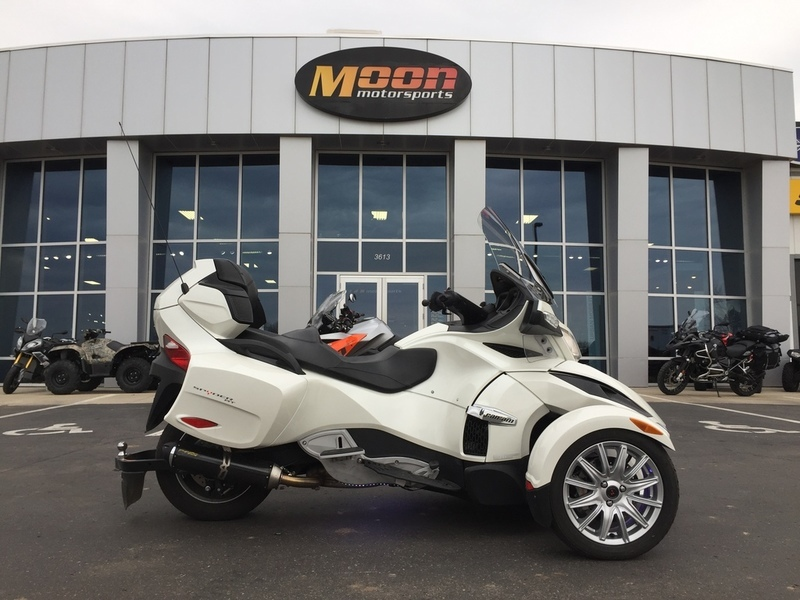 2014 Can-Am Spyder RT SE6