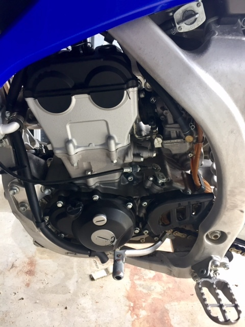 2009 Yamaha YZ 250F