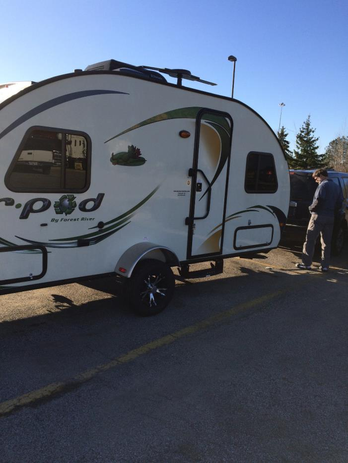 2013 Forest River R-POD 178